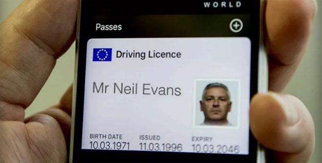 Patente digitale sullo smartphone, ci lavorano gli inglesi