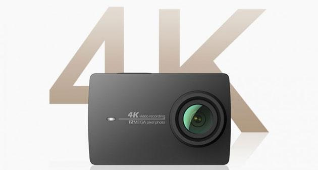Xiaomi Yi 4K Plus, Action Camera per sfidare GoPro