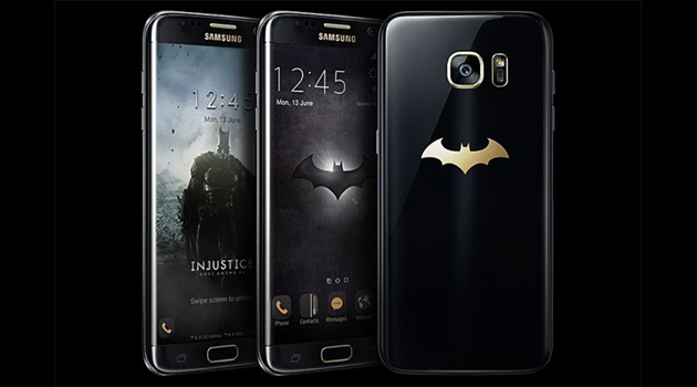 Samsung Galaxy S7 Edge Injustice Edition è realtà