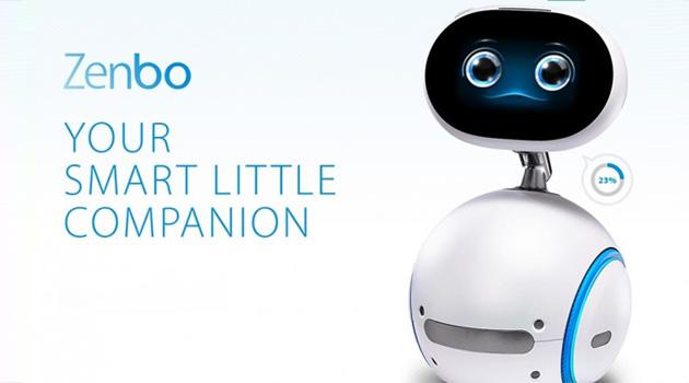 Asus ZenBo, robot domestico molto promettente