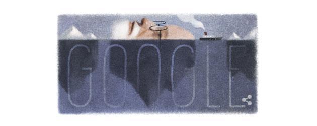 Doodle Google a Sigmund Freud