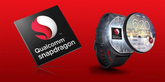 Foto Qualcomm Snapdragon Wear 2500, chip per smartwatch per bambini