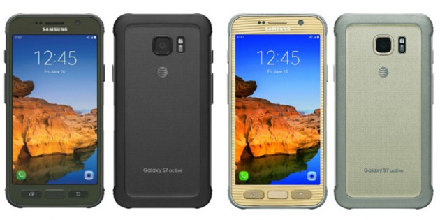 Samsung Galaxy S7 Active ufficiale