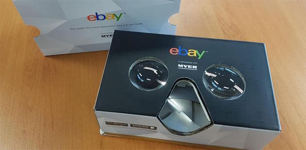 eBay apre negozio in realta' virtuale