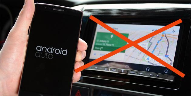 Android Auto disponibile in tutte le auto con lo smartphone
