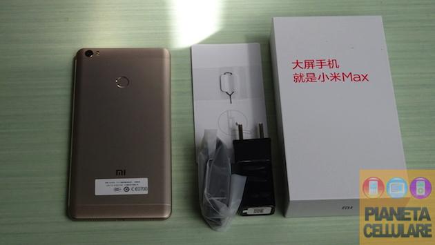 Unboxing Xiaomi Mi Max, Smartphone Android da ben 6.4 pollici