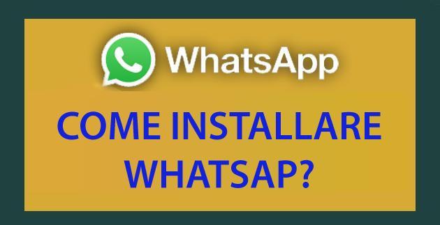 scarica lultima versione di whatsapp