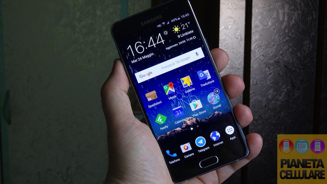 Recensione Samsung Galaxy A5 2016, un pregiato medio gamma