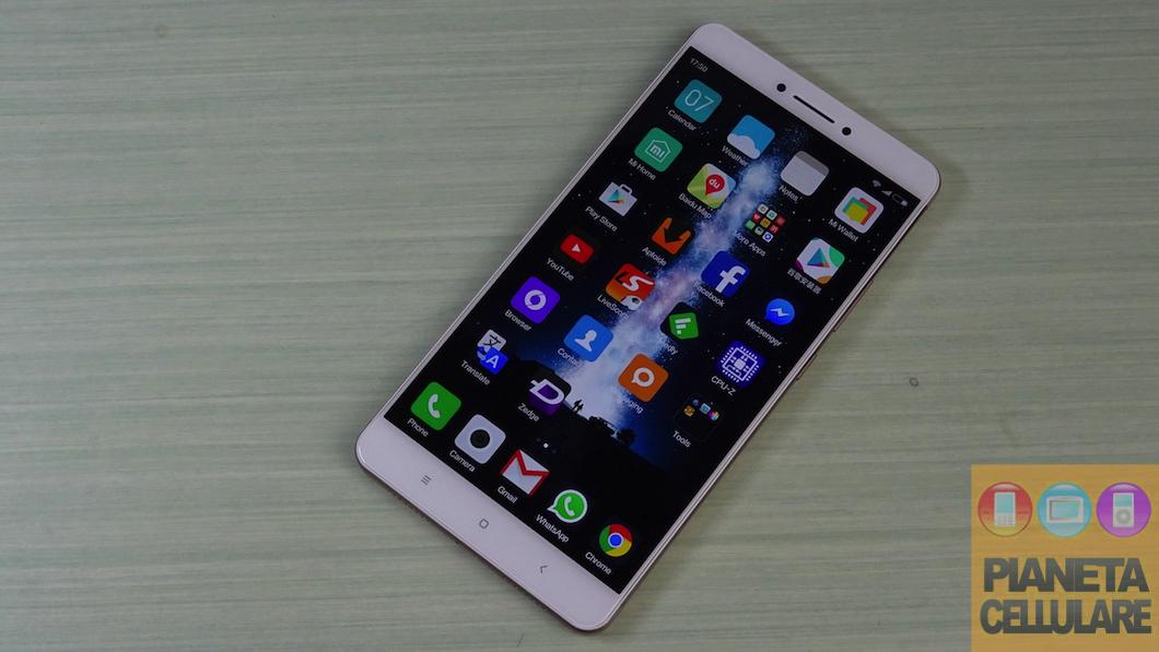 Recensione Xiaomi Mi Max, un mini Tablet Android che convince