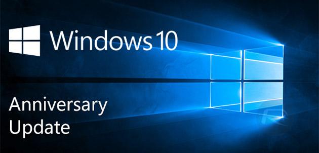 Windows 10 Anniversary Update: come aggiornare PC e SmartPhone