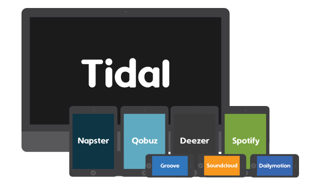 Foto Musica in Streaming, come Copiare playlist da Spotify a Tidal o altri servizi