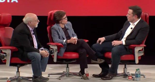 Elon Musk: Vi porto Su Marte entro il 2024