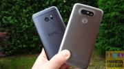 Foto HTC 10 vs LG G5, il nostro confronto video