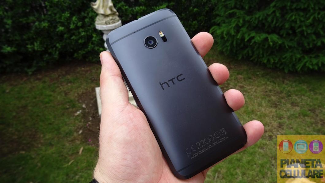 Recensione HTC 10, Smartphone Android Top di gamma
