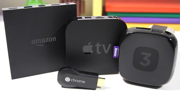 Google Chromecast vende il doppio di Apple TV