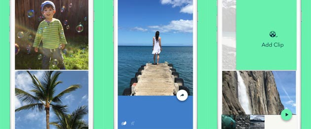 Foto Motion Stills, app Google per creare brevi video e GIF