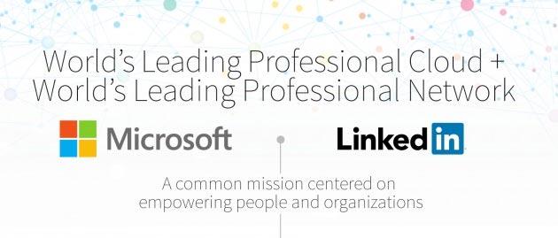 Microsoft ha comprato LinkedIn, il social per professionisti