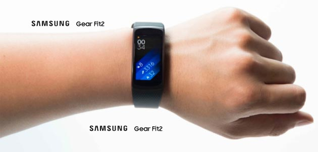 Samsung Gear Fit 2 in Italia a 229 euro