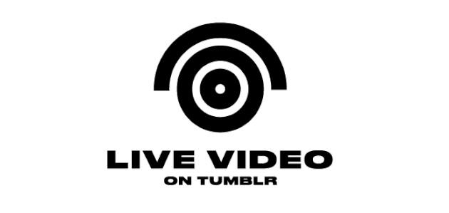 Tumblr lancia servizio Live Video