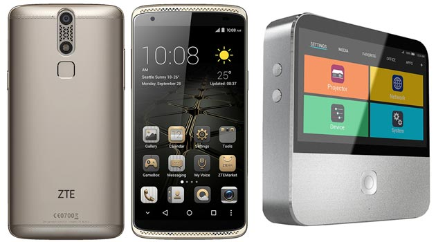 ZTE Axon Mini e Spro 2 in Italia con TIM