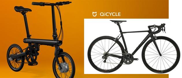 QiCycle, Xiaomi investe nel mercato delle bici
