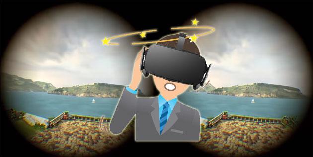 Cinetosi VR, soluzione trovata per la malattia da movimento nel mondo VR