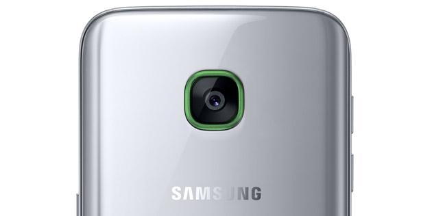 Samsung Smart Glow, anello luminoso al posto del LED di notifica