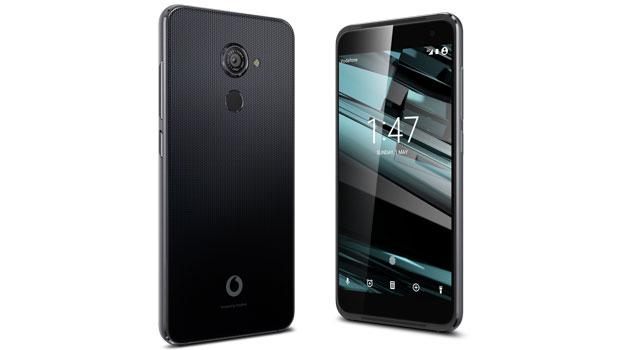 Vodafone Smart Platinum primo smartphone Vodafone 4G Plus