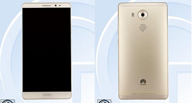 Variante con Force Touch di Huawei Mate 8 certificata TENAA