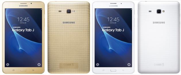 Samsung Galaxy Tab J, smartphone con dimensioni di un Tablet