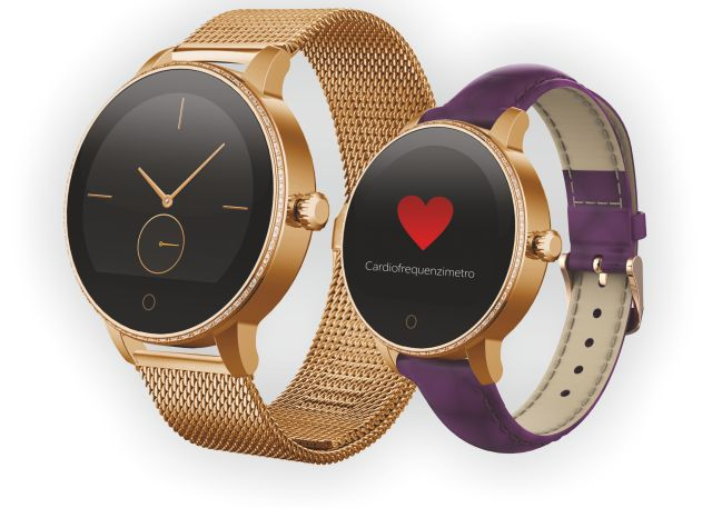 TechWatch L1 alias Lady One, nuovo smartwatch femminile da Techmade