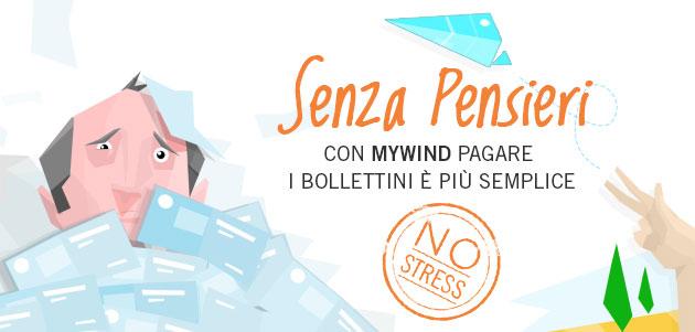 Wind MyPay per pagare bollette con lo smartphone