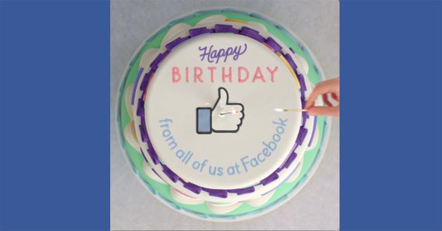 Facebook lancia il Video di Compleanno