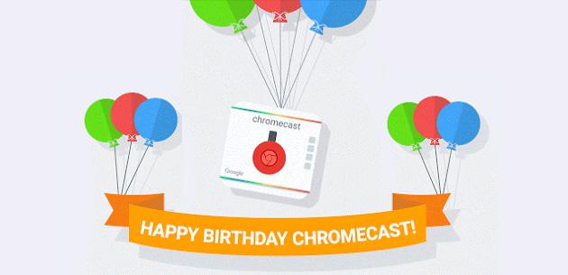 Chromecast compie cinque anni: come e' nato il dispositivo di streaming di Google