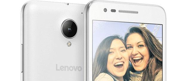Lenovo Vibe C2 e Vibe A ufficiali, smartphone Android economici
