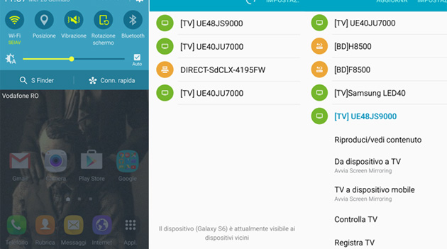samsung tablet how to connect to tv