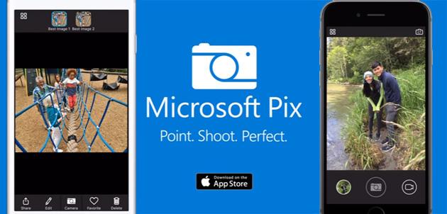 Microsoft Pix rende le foto intelligenti su iPhone