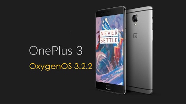 OnePlus 3 si aggiorna alla Oxygen 3.2.2 con diversi miglioramenti