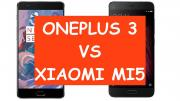 Foto OnePlus 3 vs Xiaomi Mi5, il nostro confronto video