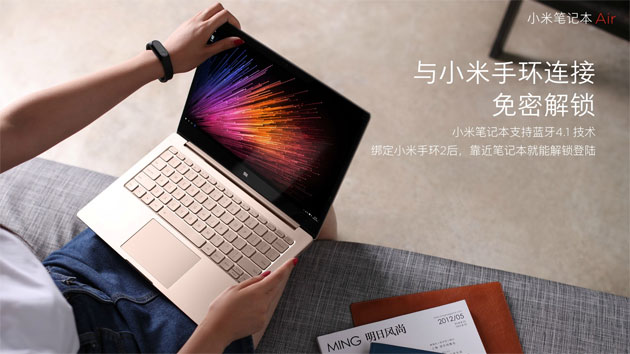 Foto Xiaomi Mi Notebook Air 2 entro fine anno con chassis in magnesio-litio