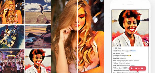 Prisma trasforma in opere artistiche i Video su iOS, presto anche GIF