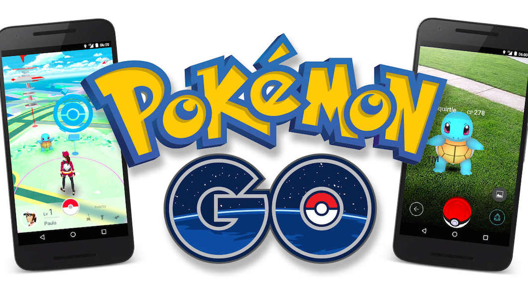 Arriva Pokemon Go per iOS e Android