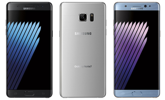 Samsung Galaxy Note 7, video anticipa come funziona lo scanner dell Iride
