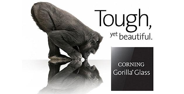 Corning Gorilla Glass 5, nuovo vetro resistente a cadute da maggiore altezza