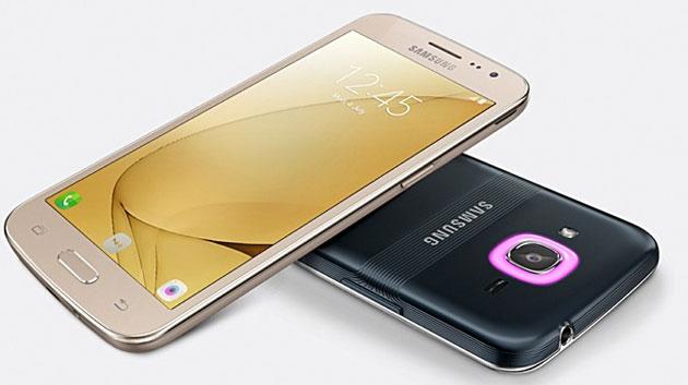 Samsung Galaxy J2 2016 e J2 PRO con Smart Glow