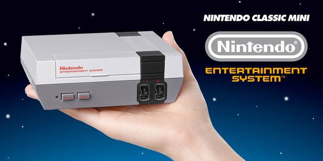 Nintendo Classic Mini, un breve ritorno del NES