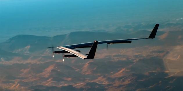 Aquila, per il drone solare di Facebook danneggiato inchiesta aperta