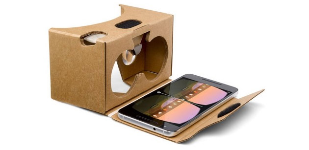 Chrome per Android con WebVR apre al web in Realta' Virtuale