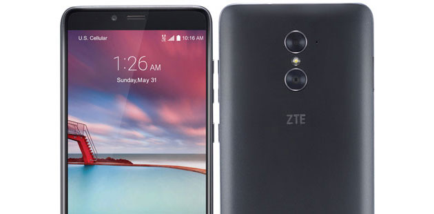 ZTE Zmax Pro ufficiale con display 6 pollici FHD, Snapdragon 617