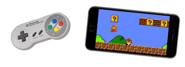 Nintendo pianifica un controller per smartphone
